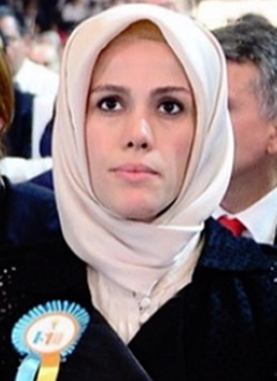 Esra Erdoğan Albayrak - Biyografya