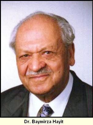 Dr.Baymirza Hayıt Resimleri ile ilgili görsel sonucu