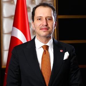 Fatih Erbakan ile ilgili görsel sonucu