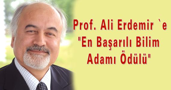 Ali Erdemir - Biyografya